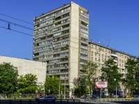 Сокол район, Ленинградское шоссе, дом 3 к.1. многоквартирный дом