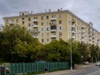 Сокол район, улица Зорге, дом 30. многоквартирный дом