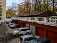 улица Новопесчаная, дом 26 с.2. гараж / автостоянка