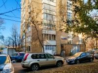 Тимирязевский район, проезд 3-й Нижнелихоборский, дом 2 к.1. многоквартирный дом