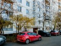 Тимирязевский район, проезд 3-й Нижнелихоборский, дом 6. многоквартирный дом