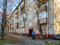Тимирязевский район, проезд 3-й Нижнелихоборский, дом 8. многоквартирный дом