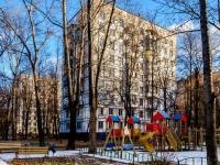 Тимирязевский район, проезд 3-й Нижнелихоборский, дом 13 к.1. многоквартирный дом