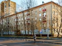 Тимирязевский район, проезд 3-й Нижнелихоборский, дом 14. многоквартирный дом