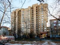 Тимирязевский район, проезд 3-й Нижнелихоборский, дом 16 к.1. многоквартирный дом