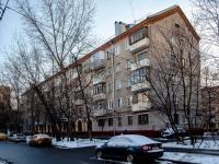 Тимирязевский район, улица Астрадамская, дом 1 к.1. многоквартирный дом