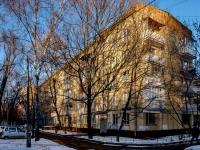 Тимирязевский район, улица Астрадамская, дом 1 к.2. многоквартирный дом