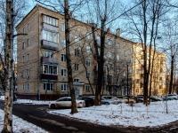 Тимирязевский район, улица Астрадамская, дом 1 к.3. многоквартирный дом