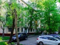 Тимирязевский район, улица Астрадамская, дом 3. многоквартирный дом