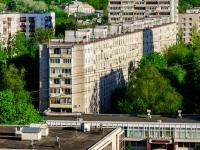 Тимирязевский район, улица Астрадамская, дом 4. многоквартирный дом