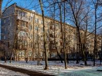 Тимирязевский район, улица Астрадамская, дом 5А. многоквартирный дом