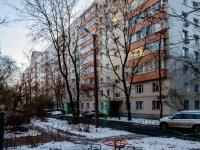 Тимирязевский район, улица Астрадамская, дом 6. многоквартирный дом