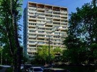 Тимирязевский район, улица Астрадамская, дом 6 к.1. многоквартирный дом
