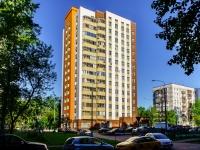 Тимирязевский район, улица Астрадамская, дом 7. многоквартирный дом