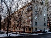 Тимирязевский район, улица Астрадамская, дом 7А. многоквартирный дом