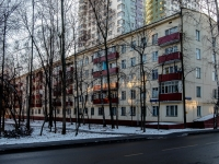 Тимирязевский район, улица Астрадамская, дом 7Б. многоквартирный дом