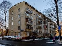 Тимирязевский район, улица Астрадамская, дом 9Б. многоквартирный дом