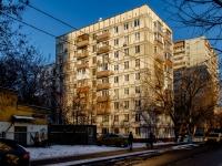 Тимирязевский район, улица Астрадамская, дом 9 к.1. многоквартирный дом