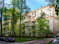 Тимирязевский район, улица Астрадамская, дом 11 к.1. многоквартирный дом