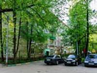 Тимирязевский район, улица Астрадамская, дом 11 к.3. многоквартирный дом