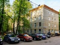 Тимирязевский район, улица Астрадамская, дом 11 к.4. многоквартирный дом