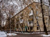Тимирязевский район, проезд Астрадамский, дом 1. многоквартирный дом