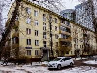 Тимирязевский район, проезд Астрадамский, дом 3. многоквартирный дом