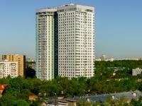 ,  , house 4А к.2. Apartment house