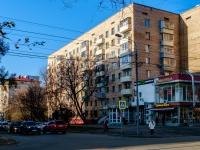 Тимирязевский район, улица Всеволода Вишневского, дом 8. многоквартирный дом