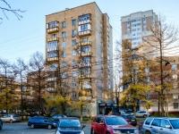 Тимирязевский район, улица Всеволода Вишневского, дом 9. многоквартирный дом