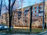 Тимирязевский район, улица Всеволода Вишневского, дом 9 к.1. многоквартирный дом