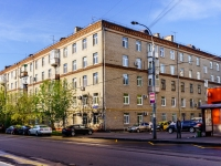 ,  , house 17 к.1. Apartment house