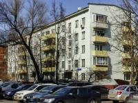 Тимирязевский район, улица Дубки, дом 1. многоквартирный дом