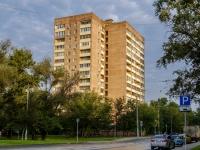 Тимирязевский район, улица Дубки, дом 2. многоквартирный дом