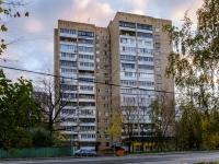 Тимирязевский район, улица Дубки, дом 2А. многоквартирный дом