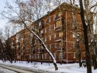 Тимирязевский район, улица Дубки, дом 3. многоквартирный дом
