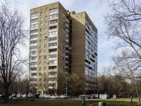 Тимирязевский район, улица Дубки, дом 4А. многоквартирный дом