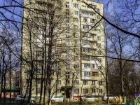 Тимирязевский район, улица Дубки, дом 7. многоквартирный дом