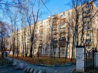 Тимирязевский район, улица Дубки, дом 11. многоквартирный дом