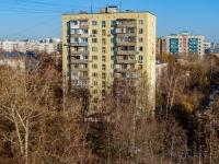 Тимирязевский район, улица Дубки, дом 12. многоквартирный дом