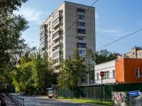 Тимирязевский район, улица Дубки, дом 13. многоквартирный дом