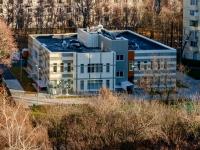 Тимирязевский район, улица Дубки, дом 19А. строящееся здание
