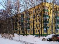 Тимирязевский район, улица Ивановская, дом 14 к.1. многоквартирный дом
