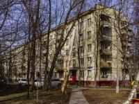 Тимирязевский район, улица Ивановская, дом 14 к.2. многоквартирный дом