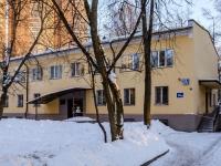 Тимирязевский район, улица Ивановская, дом 14 к.3. многоквартирный дом