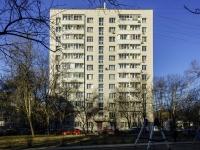 Тимирязевский район, улица Ивановская, дом 16. многоквартирный дом