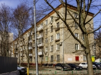 Тимирязевский район, улица Ивановская, дом 18. многоквартирный дом