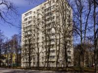 Тимирязевский район, улица Ивановская, дом 20. многоквартирный дом