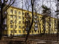 Тимирязевский район, улица Ивановская, дом 22. многоквартирный дом