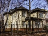 Тимирязевский район, улица Ивановская, дом 24. офисное здание